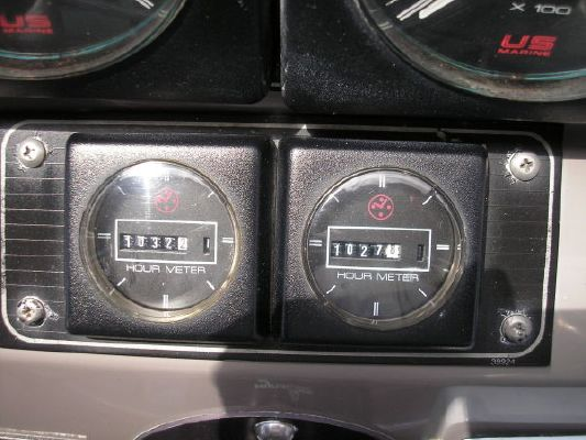 1994 bayliner 4587cockpit motoryacht  41 1994 Bayliner 4587COCKPIT MOTORYACHT