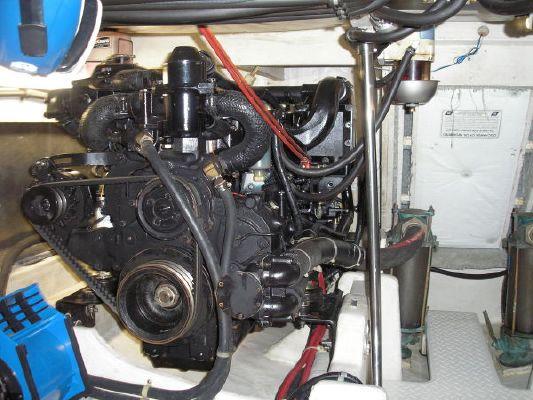 1994 bayliner 4587cockpit motoryacht  49 1994 Bayliner 4587COCKPIT MOTORYACHT