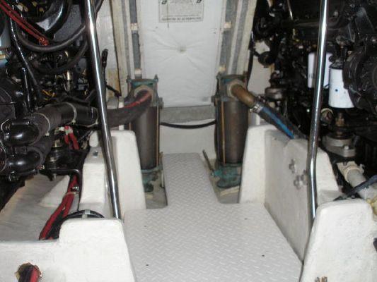 1994 bayliner 4587cockpit motoryacht  50 1994 Bayliner 4587COCKPIT MOTORYACHT