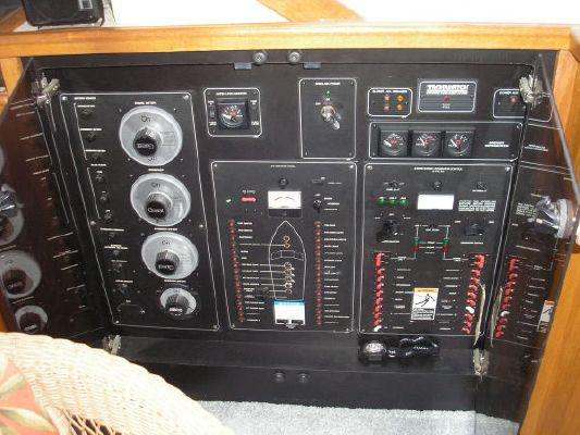 1994 bayliner 4587cockpit motoryacht  6 1994 Bayliner 4587COCKPIT MOTORYACHT