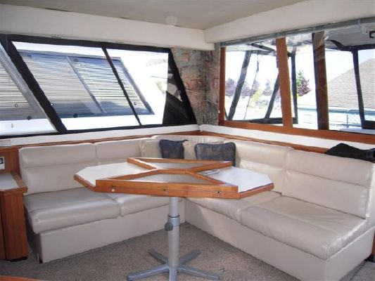 Bayliner 4788 Pilothouse Motor Yacht 1994 Bayliner Boats for Sale Pilothouse Boats for Sale