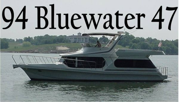 Boats for Sale & Yachts Bluewater Coastal Cruiser 1994 Bluewater Boats for Sale