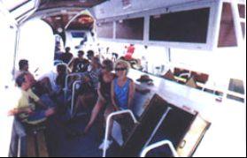 Boats for Sale & Yachts Custom Aluminum Glass Bottom Trimaran 1994 All Boats