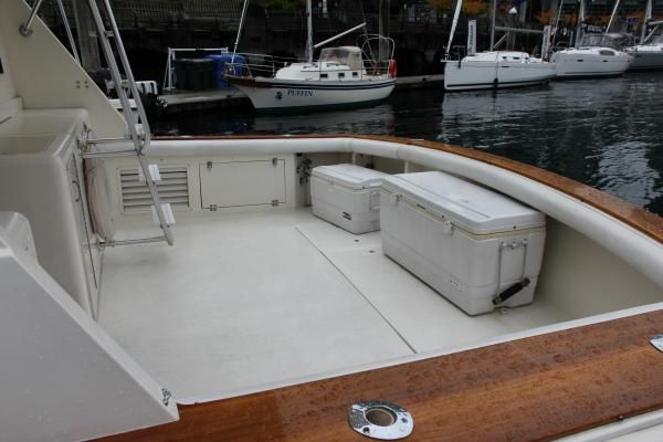 Egg Harbor 38 Convertible 1994 Egg Harbor Boats for Sale
