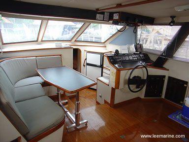 Far East, Taiwan Flybridge motor yacht 1994 Flybridge Boats for Sale