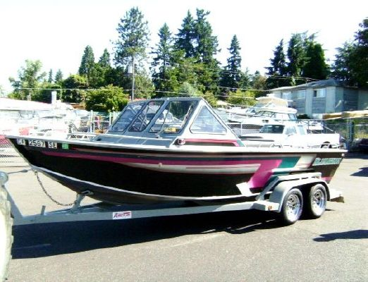 1994 fish rite 21ft explorer boats yachts for sale for Fish rite boats