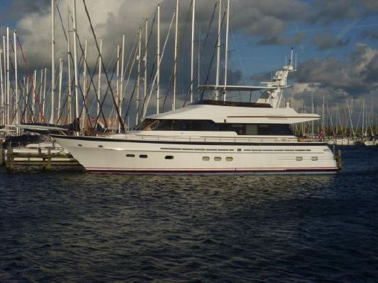 Boats for Sale & Yachts Hakvoort 70 1994 All Boats
