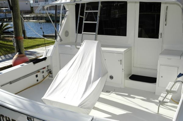 Hatteras Convertible 1994 Hatteras Boats for Sale