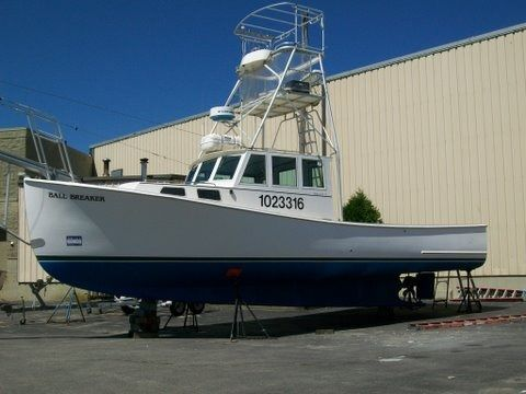1994 holland tuna boat boats yachts for sale for Tuna fishing boats for sale