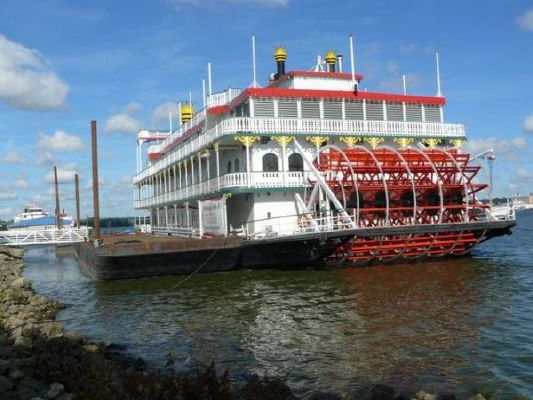 HOUMA FABRICATIONS PADDLEWHEEL 1994 All Boats