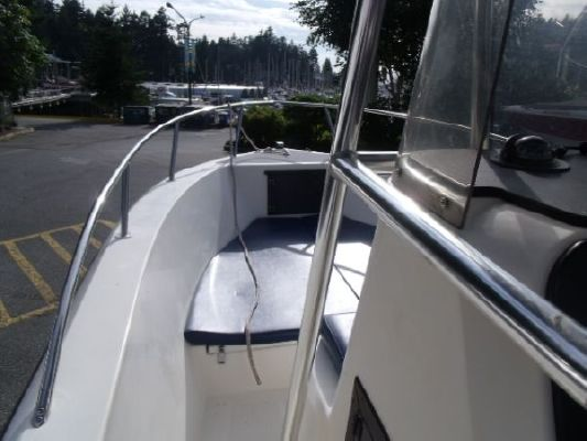 Hydra Sports Victory 2200 1994 Hydra Sport Boats