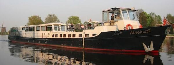 Inland Waterways Yacht 128 1994 All Boats