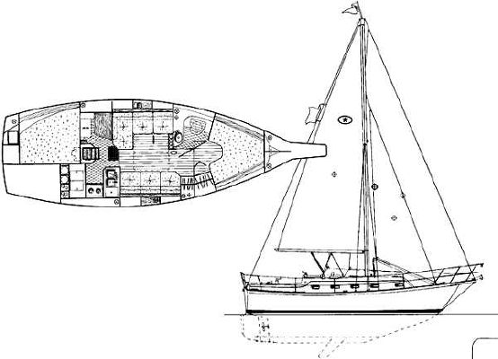 Island Packet 32 1994 All Boats