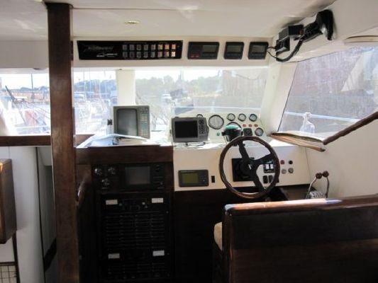 JAGUAR 43 Flybridge 1994 Flybridge Boats for Sale