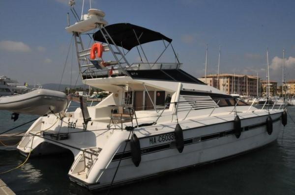 Jeantot EUPHORIE 44' 1994 All Boats