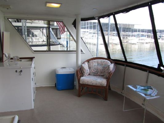 1994 jefferson marquessa extended deckhouse  36 1994 Jefferson Marquessa Extended Deckhouse