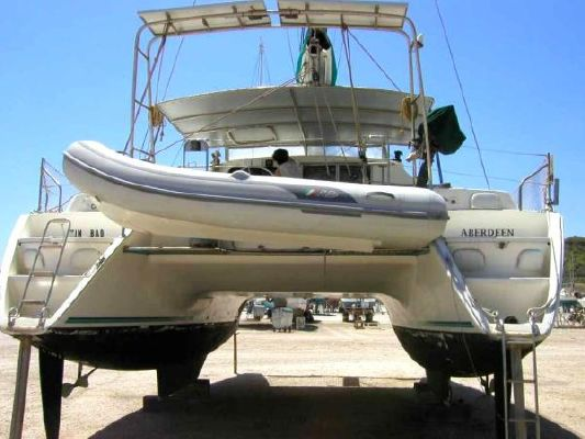 Lagoon 37 Eignerversion 1994 All Boats
