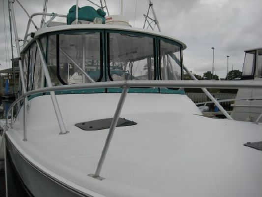 Luhrs Open Fish 1994 All Boats