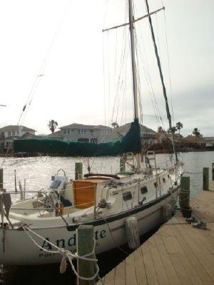 Pacific Seacraft Crealock 34 1994 Seacraft Boats for Sale
