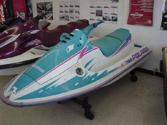 Polaris SLT 750 1994 All Boats
