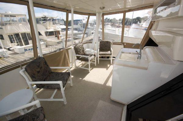 1994 silverton 46 motor yacht  21 1994 Silverton 46 Motor Yacht