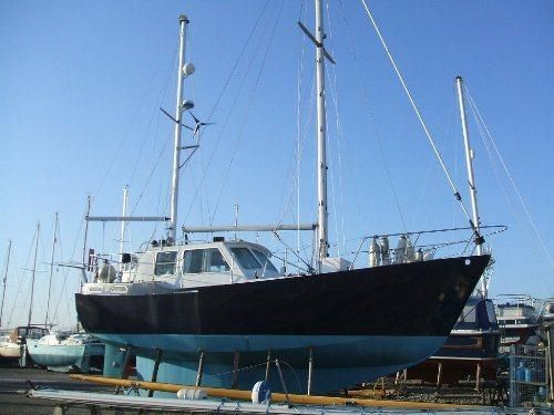 Boats for Sale & Yachts Steel Motor Sailer 39 1994 All Boats