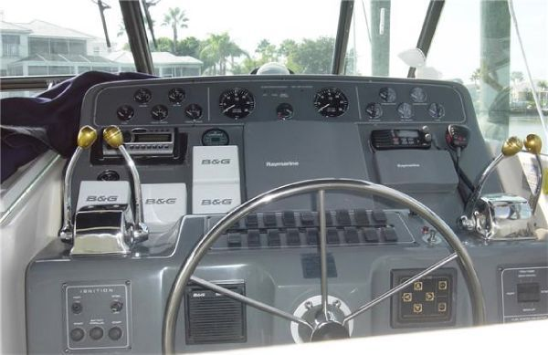 Tiara 4000 Mid Cabin 1994 All Boats