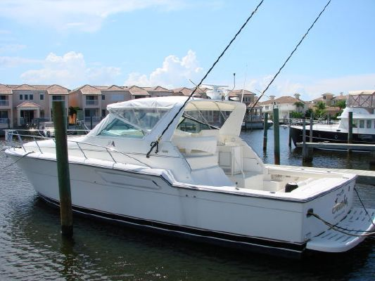 Tiara 4300 Open 1994 All Boats