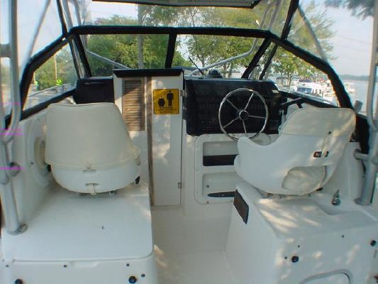 Boats for Sale & Yachts Trophy 2502 Walkaround 1994 All Boats Walkarounds Boats for Sale