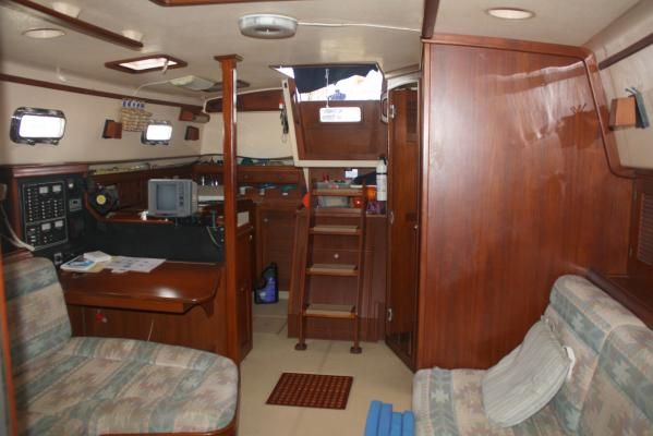 Boats for Sale & Yachts Island Packet Cutter Sloop 1995 40' Sloop Boats For Sale