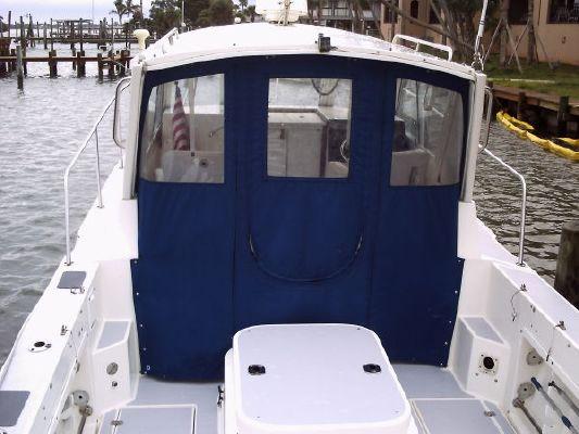 Albin Tournament Express Cummins Powered 1995 Albin boats for sale