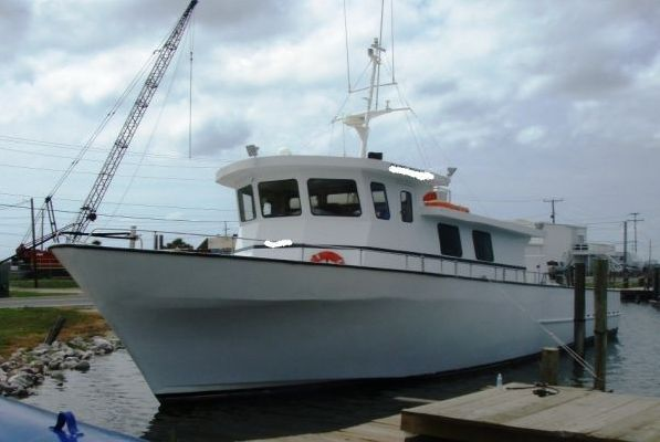 1995 aqua bay marine commercial fishing research for Fishing pontoons for sale