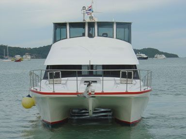 Australia Commercial Power Cat 1995 Commercial Boats for Sale