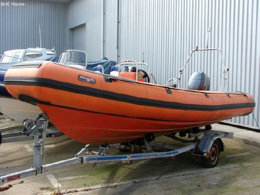 Boats for Sale & Yachts Avon D560 Adventure 1995 All Boats