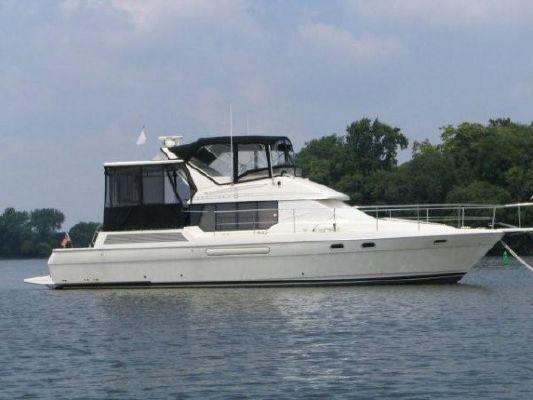 Bayliner 4587 CPMY 1995 Bayliner Boats for Sale