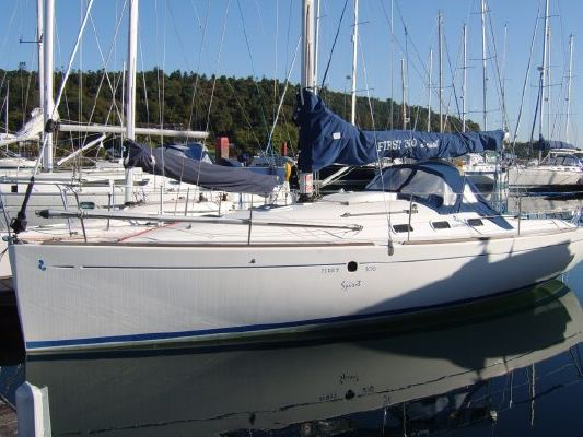 Beneteau First 300 Spirit 1995 Beneteau Boats for Sale Sailboats for Sale