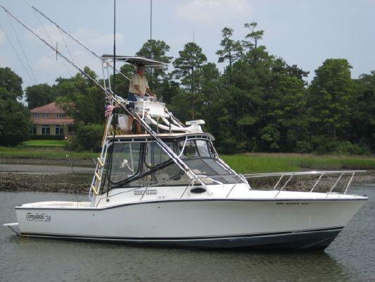 Carolina Classic New Engines 1995 All Boats