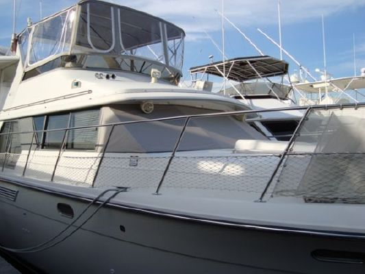 Carver 440 motor yacht 1995 Carver Boats for Sale