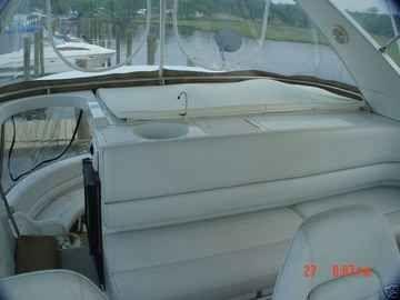 1995 chris craft 421 continental  11 1995 Chris Craft 421 Continental