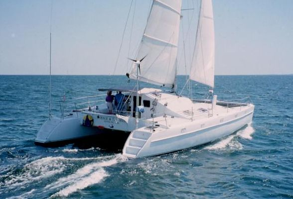Boats for Sale & Yachts Chris White Designs Voyager 45 1995 All Boats