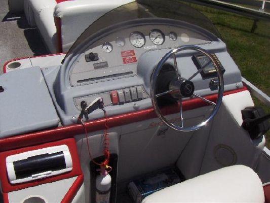 Crest 24' PONTOON 1995 Pontoon Boats for Sale