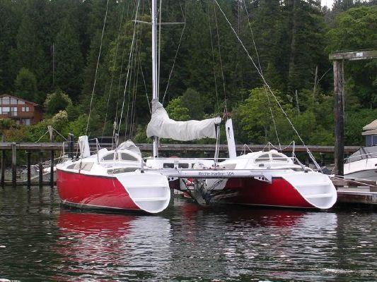 Boats for Sale & Yachts Custom 35 Catamaran 1995 Catamaran Boats for Sale