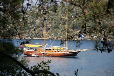 Custom Ketch Type Traditional Wooden Motor Sailer 1995 Ketch Boats for Sale