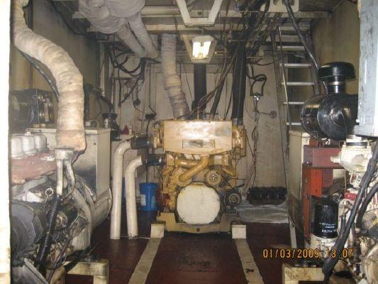 Custom Steel Tuna Longline Trawler/Fish Cargo Vessel/Live 1995 Trawler Boats for Sale