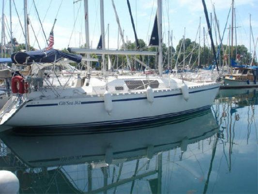 Dufour GibSea 362 1995 All Boats