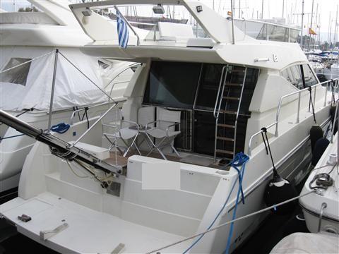 Ferretti 42 1995 All Boats