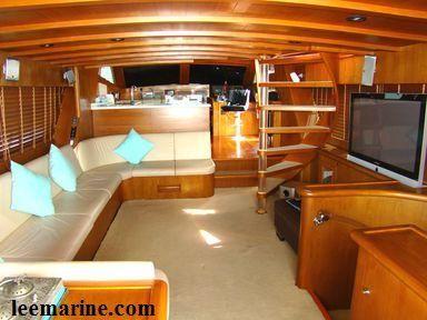 Flybridge Monte fino 1995 Flybridge Boats for Sale