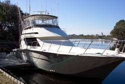 Hatteras Convertible REDUCED 1995 Hatteras Boats for Sale