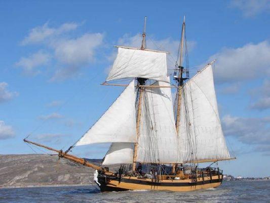 HMS Pickle topsail schooner 1995 Schooner Boats for Sale