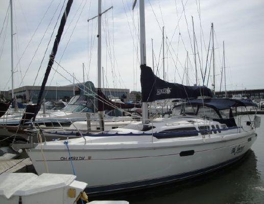 Hunter 336 1995 All Boats